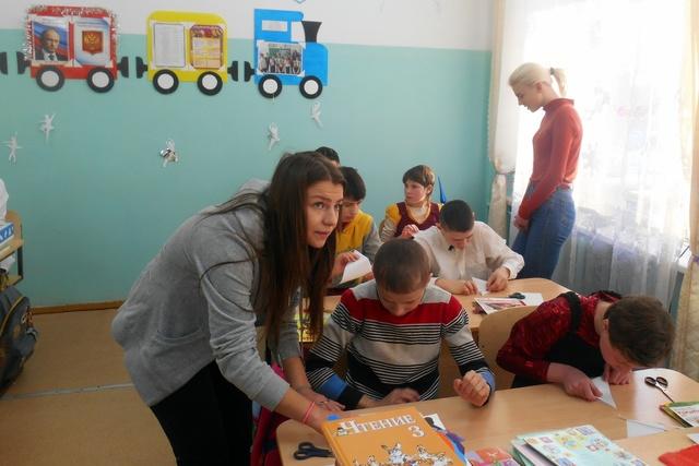 Благотворительная акция для воспитанников детского дома «Родник»