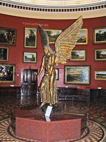 Lucifer- Sir Jacob Epstein