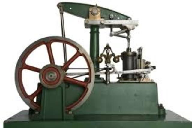 Steam Power Engines