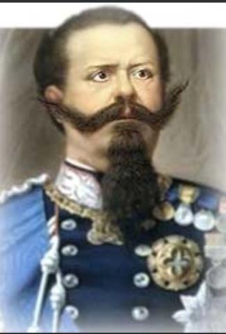 PROCLAMACION DO REI VICTOR MANUEL II