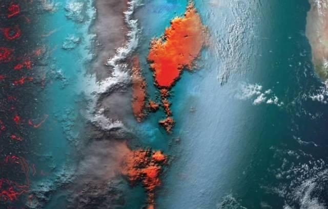 Canvi del mar