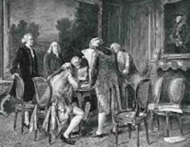 Treaty of Paris 1763