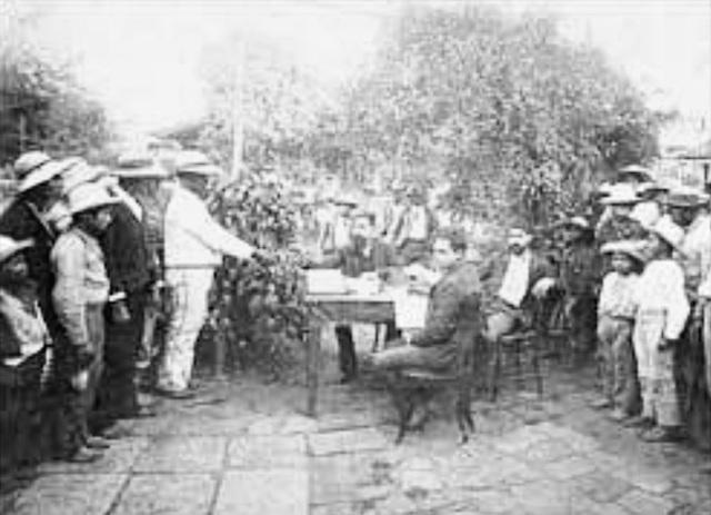 Producción y exportación en el Porfiriato (1890-1910)
