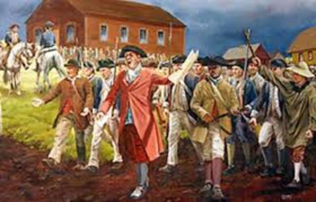 Shays Rebellion