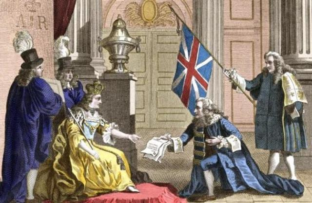 The Act of Union of 1707