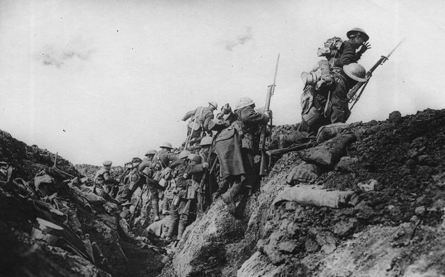 Battle of Vimy Ridge (positive)