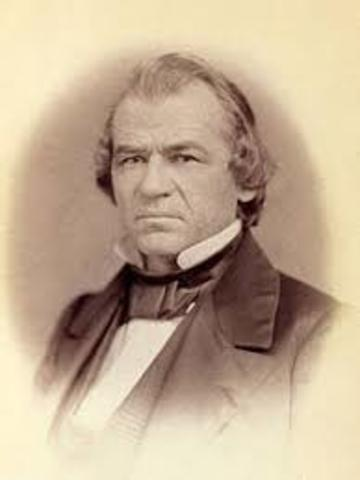 Andrew Johnson Administration