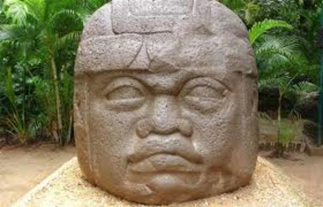 Mesoamerica; Olmecs