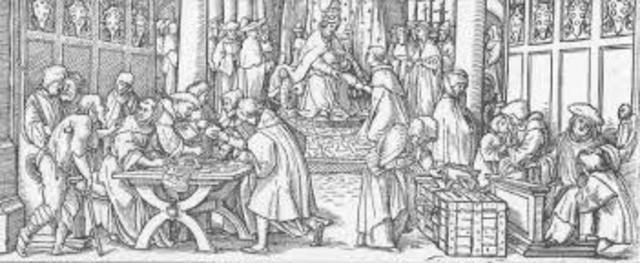 Crusades; Indulgences