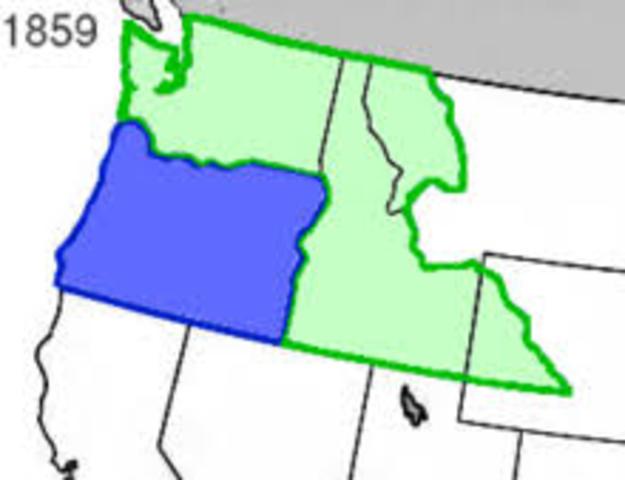 Oregon Border