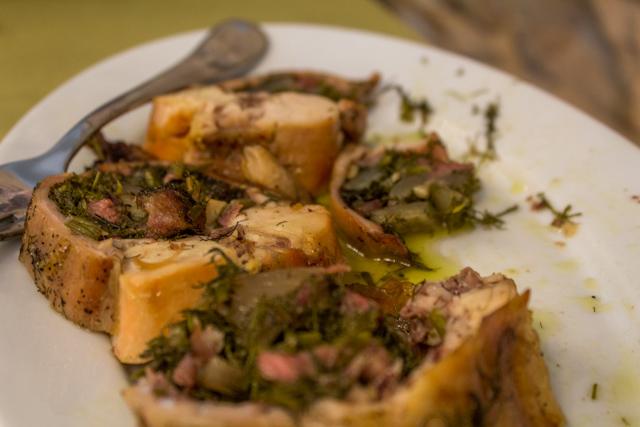 Hierbas aromáticas cocina italiana