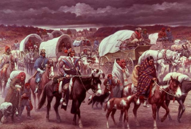 Indian Removal Act of 1830