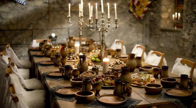 Shakespeare y la cocina Inglesa