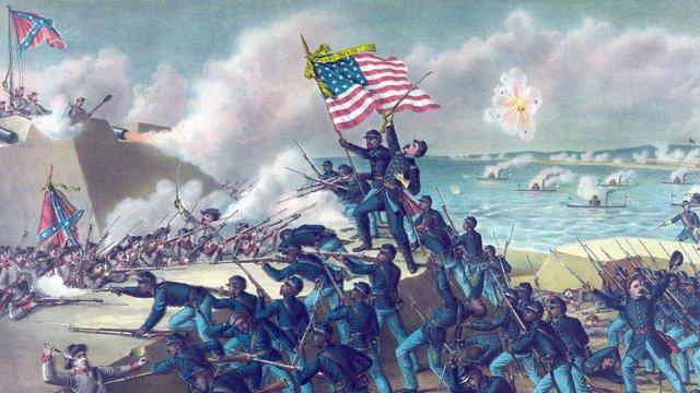 Civil War, North