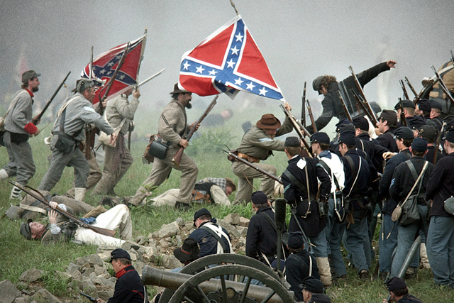 Civil War, South