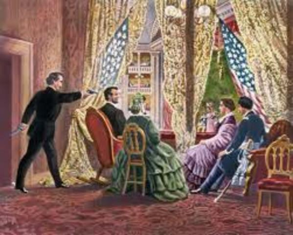 Assassination- Abraham Lincoln