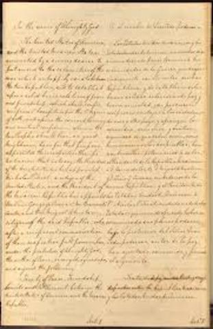 Treaty of Guadeloupe Hildago