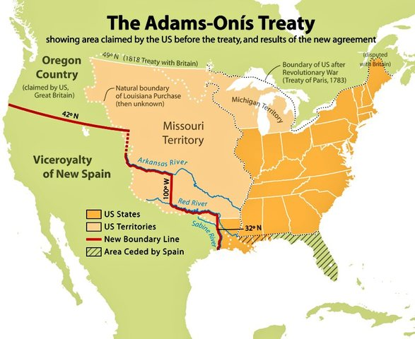 Adams-Onsin Treaty (1819)