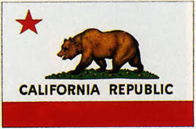 The Bear Flag Revolt
