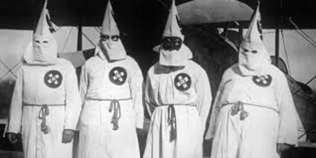 White resistance (KKK) (Enforcement Acts)