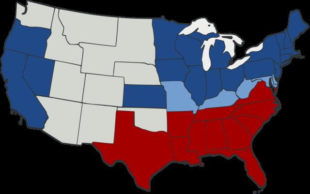 Border/Neutral States