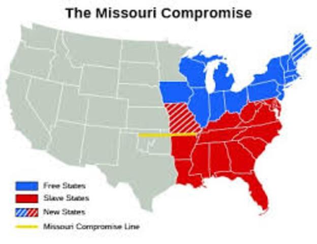 Missouri Crisis: Missouri Compromise