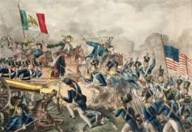 Mexican- American War