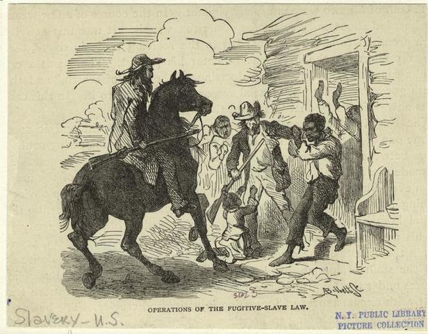 Fugitive Salve Act