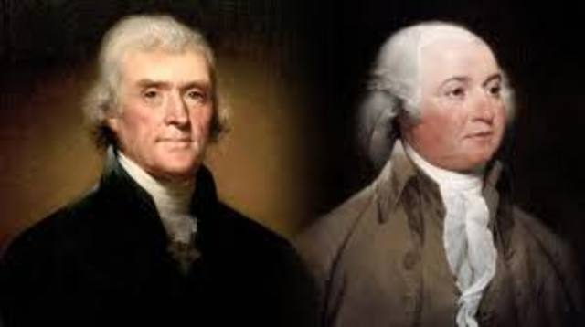 Th election of 1796
