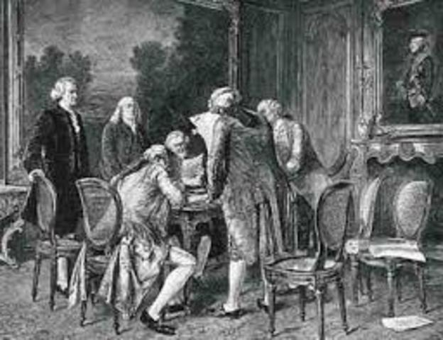 The Treaty of Paris 1763