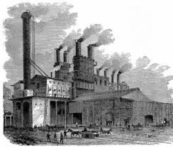 The American Industrial Revolution