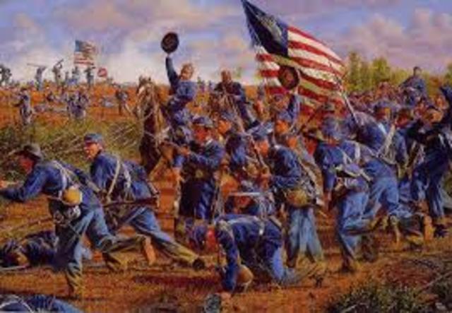 North in the civil war