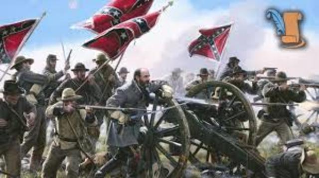 South in the civil war