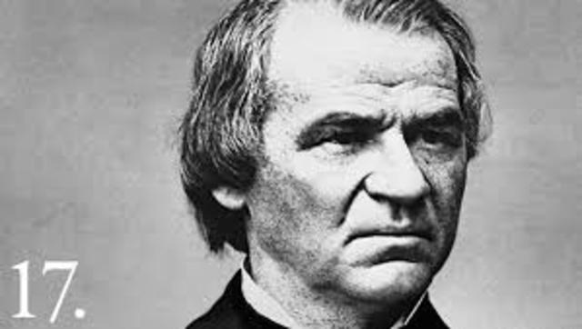 Andrew Johnson Racism