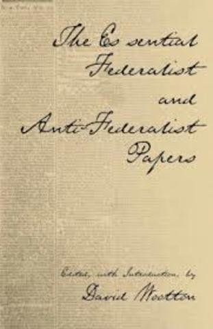 Anti-Federalists Papers