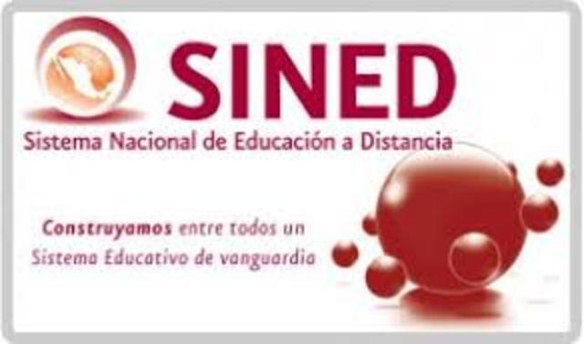 Sistema Nacional de Educacion a Distancia.
