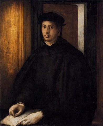 Pontormo,Ritratto di Alessandro de' Medici, duca di Firenze,1534-1535, olio su tavola,Philadelphia, Philadelphia Museum of Art