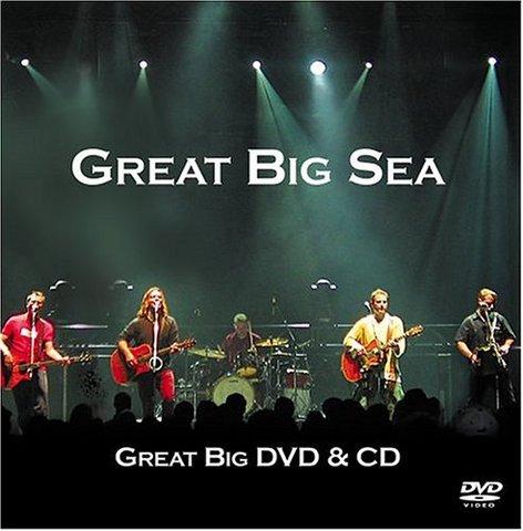 Great Big sea concert!!!