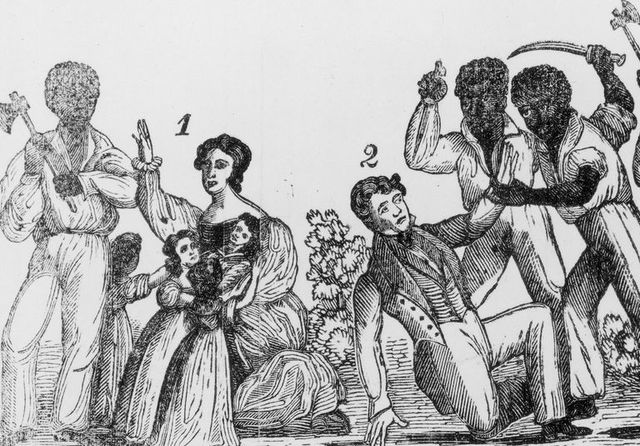 Slavery: Nat Turner's Rebellion