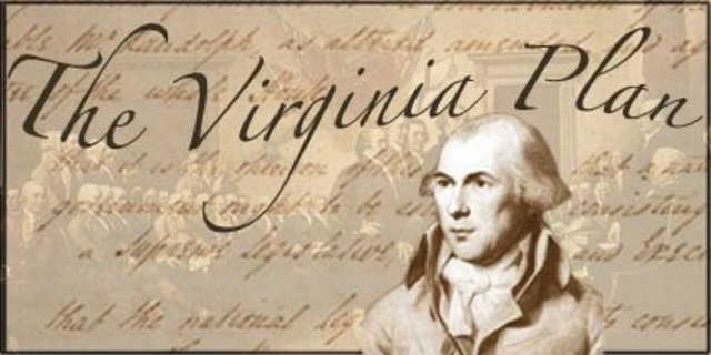 Constitutional Convention:Virginia Plan