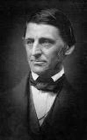 Transcendentalism: Ralph Waldo Emerson