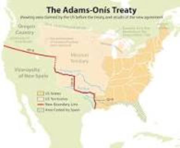 Adam-Onis Treaty (1819)
