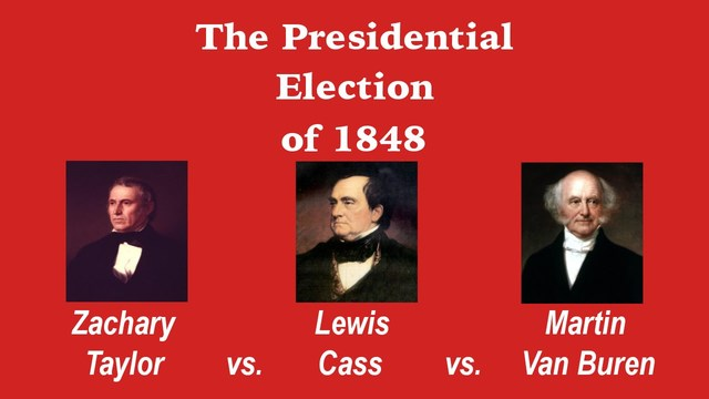 Election of 1848