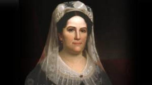 Death of Andrew Jackson's Wife