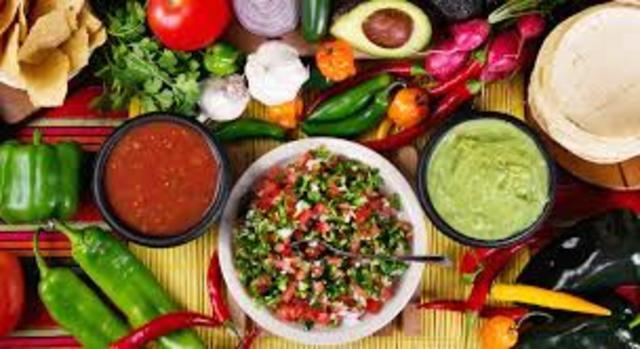 cocina mexicana y grandes cambios