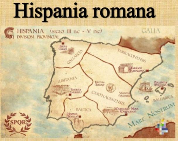 Hispania, el granero de Roma