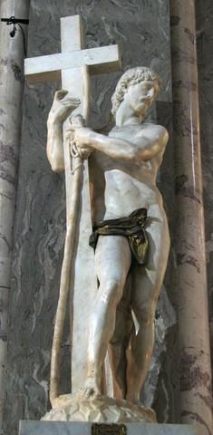 Michelangelo, Cristo portacroce, Santa Maria sopra Minerva