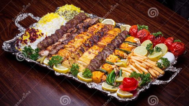 Persas, amantes de la carne