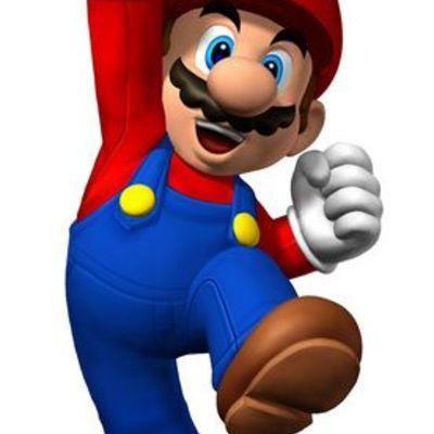 Mario Through Time timeline