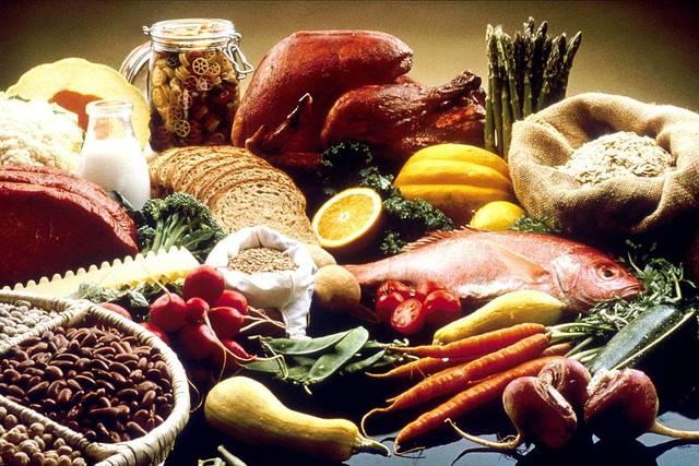 Adaptación y aclimatación de productos alimenticios de España